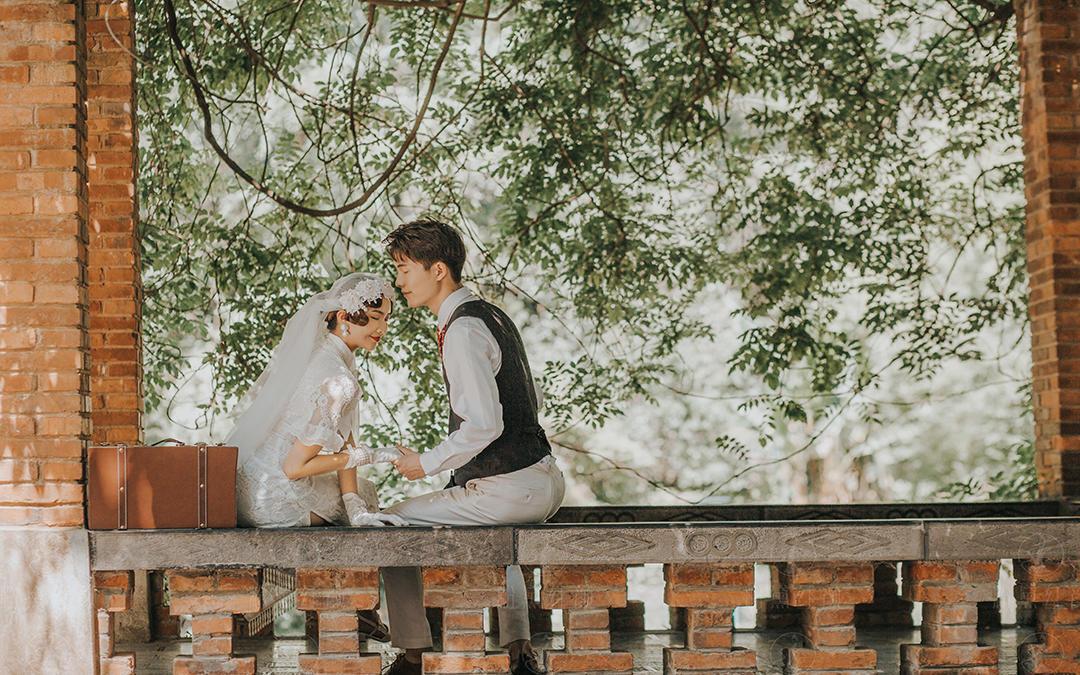 唐诗之路旅拍婚纱写真摄影