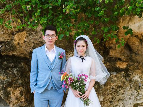 巴厘岛旅拍❀海外婚纱摄影ღ星级酒店ღ机票补贴