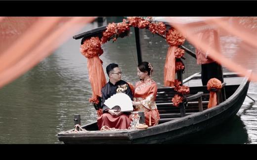 悦榕庄中式婚礼|在最深的红尘里重逢
