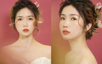 【热销】资深档全日跟妆韩式日式森系 送亲友妆