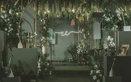 【橙果婚礼】7月在线宠粉,轻奢婚礼低至7999元