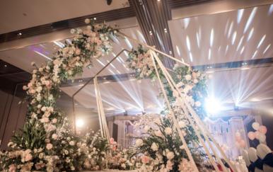 💥香槟白色婚礼💥拒绝千篇☝律💔店庆超低价