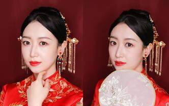 【欣薇】人气化妆师 + 量身定制3个造型