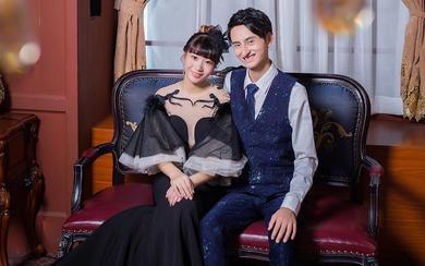 Mr.Wang&Mrs.Yang#内景婚纱照#