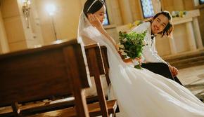 【特惠套系️】结婚必拍️/走进教堂嫁给爱情️