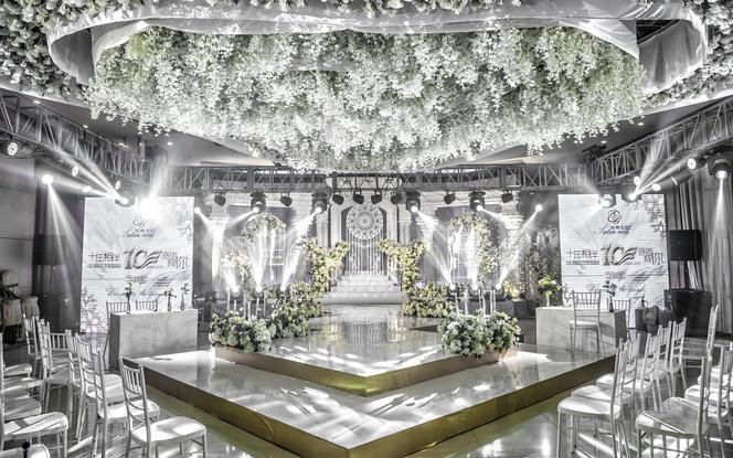 【凡尔赛的秘密花园】玫瑰之约婚礼