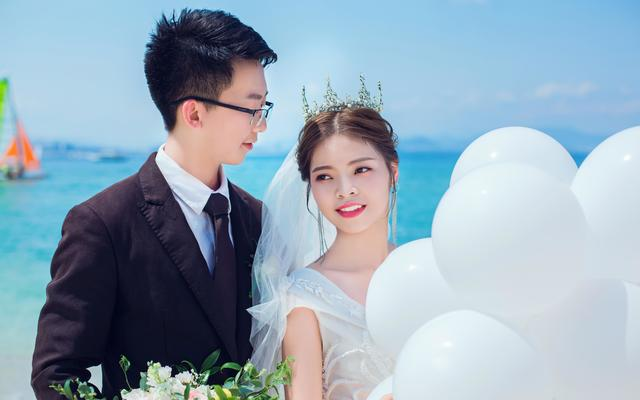 三亚米娅婚纱摄影《客片分享》