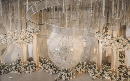 婚礼策划   香槟色婚礼