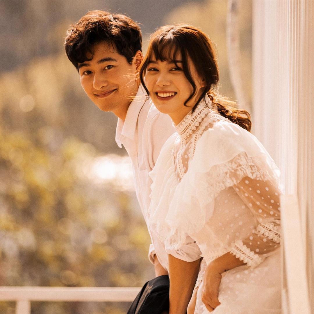 【博蔓 电影质感】婚纱摄影/外景小清新/电影质感