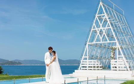 【限时】热卖海边礼堂婚礼送接机/住宿/烛光晚餐