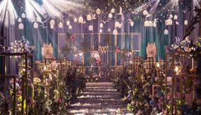 曼妙森林✿❀✿❀森系定制婚礼 包含 四大