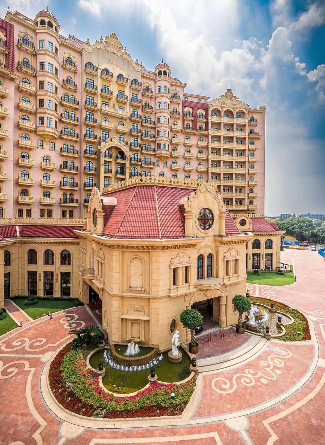 上海虹桥西郊庄园丽笙大酒店