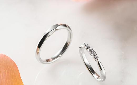 NONA情侣结婚钻石对戒