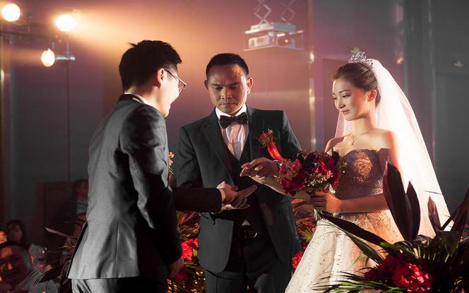 婚礼摄影双机总监纪实跟拍