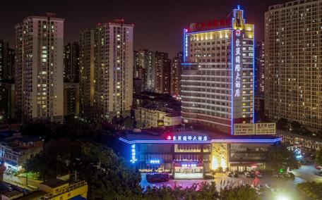 南宁东盟国际大酒店宴会厅