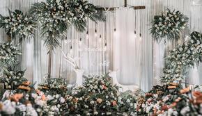 💥小型婚礼优选💥资深四大助攻+全新为爱布置