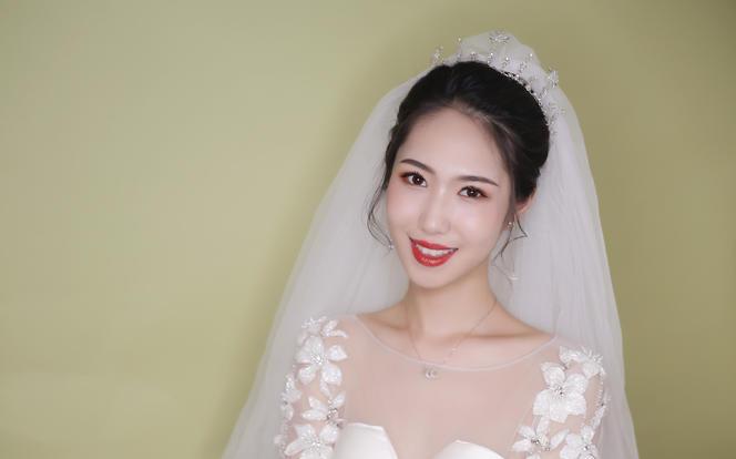 【欣薇】 明星化妆师 + 量身定制3个造型