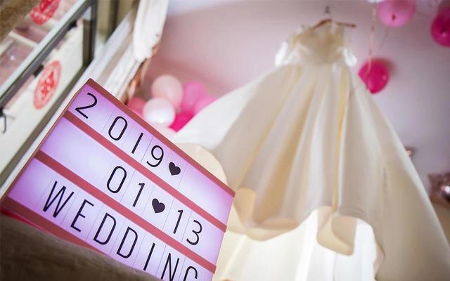 20190113婚礼跟拍,摄像摄影