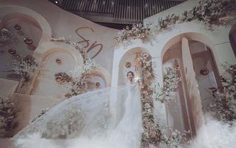 【1990婚礼企划】轻奢唯美大气婚礼-不期而遇