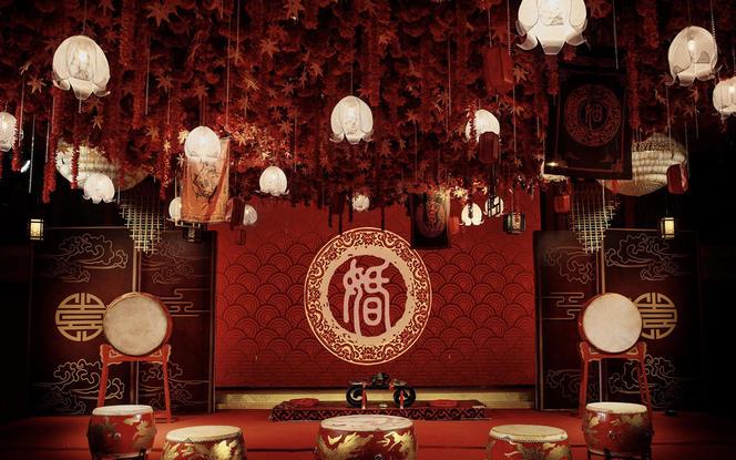 【五厘米婚礼】——传统汉式婚礼