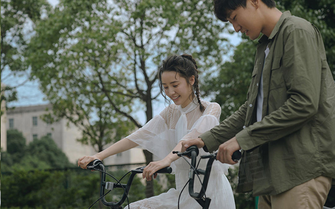 【青春校园】金华婚纱照|小清新|游乐园|剧情纪实