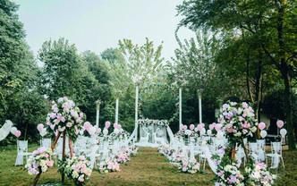 【维罗纳婚礼】草坪婚礼特价套系