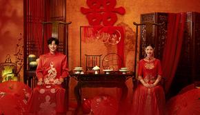 【中国新娘系列】多风格选择+内外景搭配+万元豪礼
