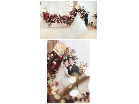 壹婚礼三机位摄影摄像全天婚礼拍摄套餐