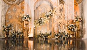Golden|法式宫廷风婚礼