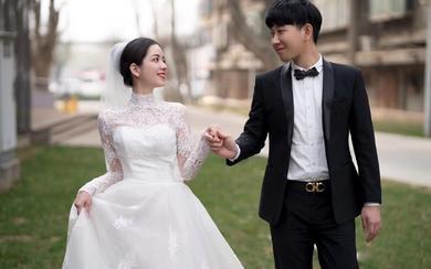 时尚经典  新郎婚纱照礼服
