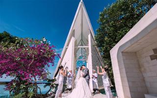 克拉恋人海外婚礼