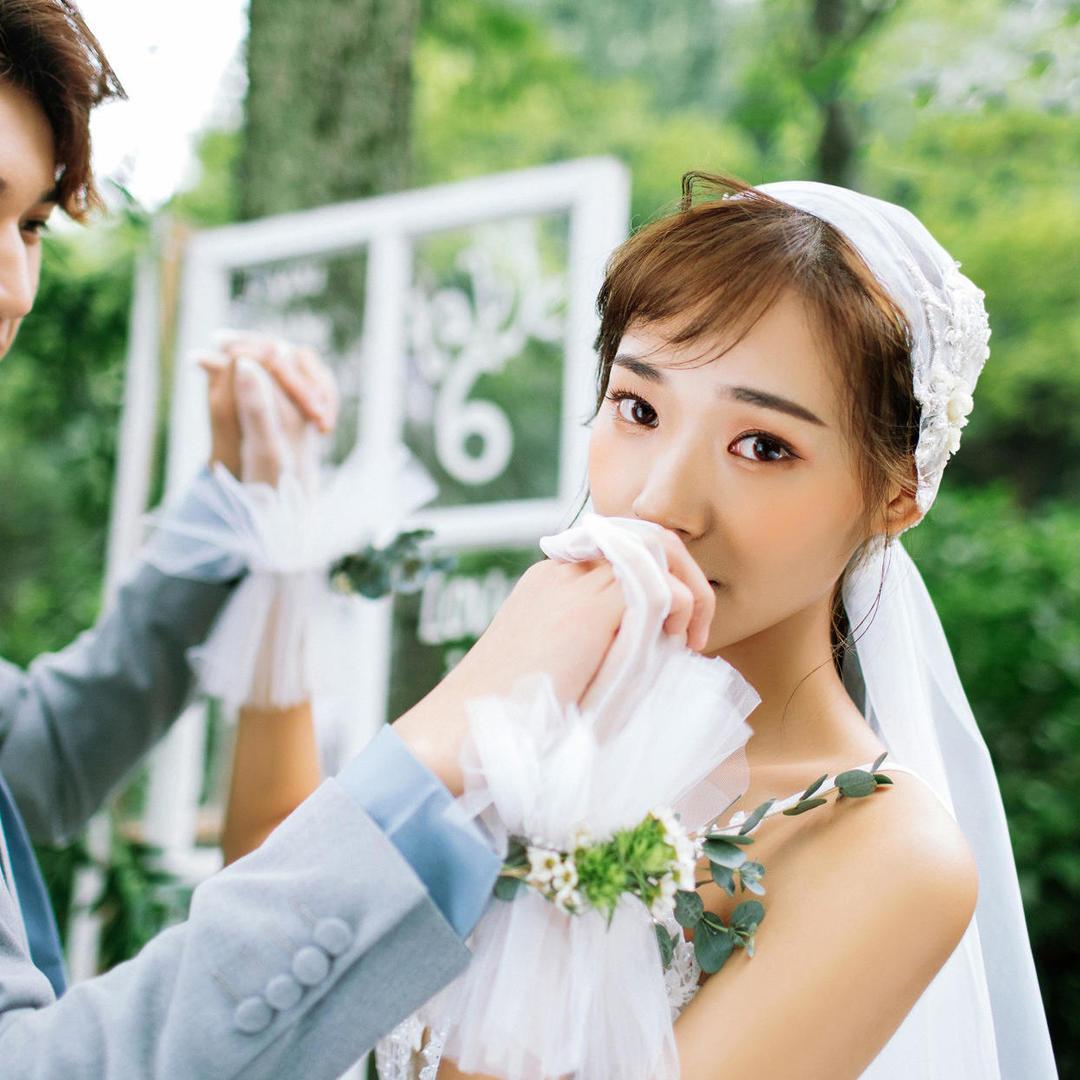【季节推荐】私人告白花园必拍婚纱照