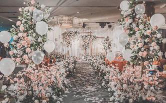 【2月特殊时期专享】首席人员+全场布置+饱满花艺