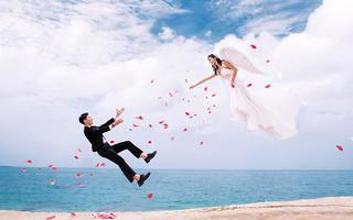 三亚法式印象婚纱摄影旗舰店