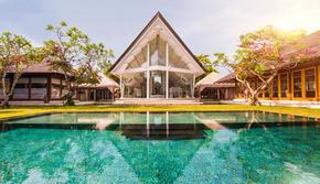 芝心巴厘岛爆款场地海之教堂