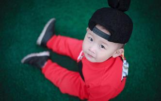 Pinocchio儿童外景拍摄精修15张