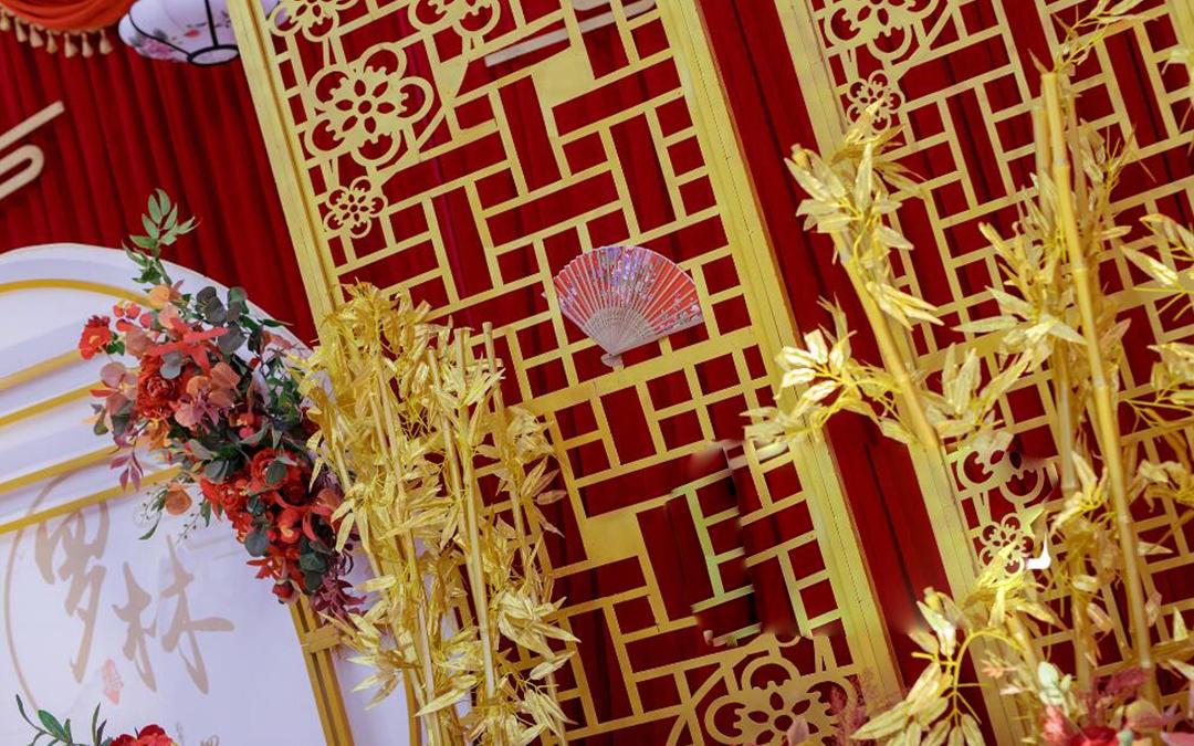新中式精致婚礼套系《雅韵》