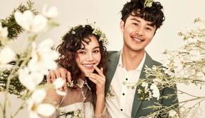 『亲爱的,热爱的』甜甜UP情绪感轻韩式婚纱照