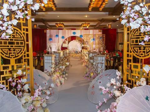 【花理派婚礼】性价比新中式婚礼