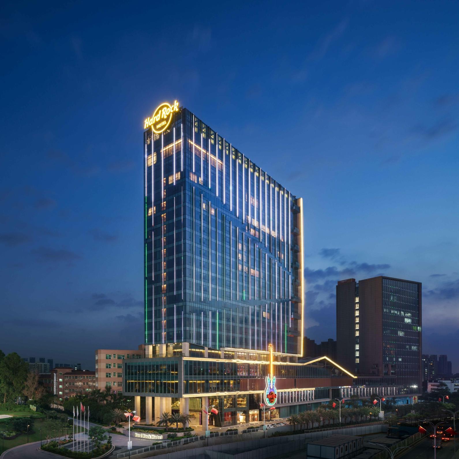 深圳观澜湖硬石酒店