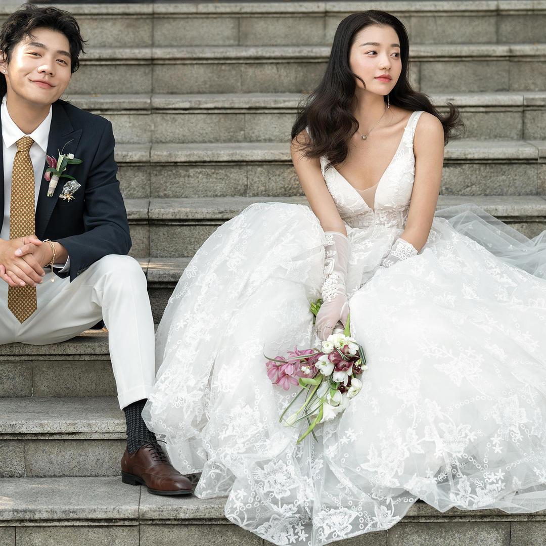 【限时特惠】总监团队一对二婚纱照