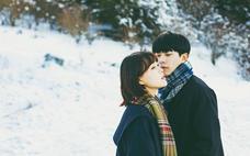 【雪景婚纱照】电影主题系列之《情书》