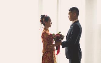 松果摄影高级婚礼摄影套餐