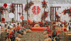[明典策划]户外网红定制婚礼