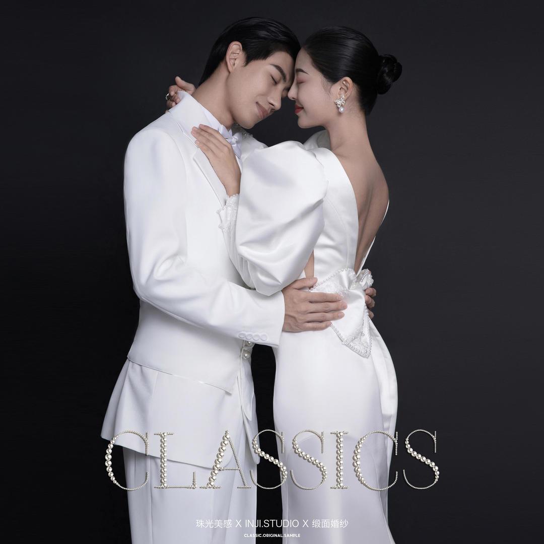 【高定体验】高级光影系列|限量发售|婚纱摄影