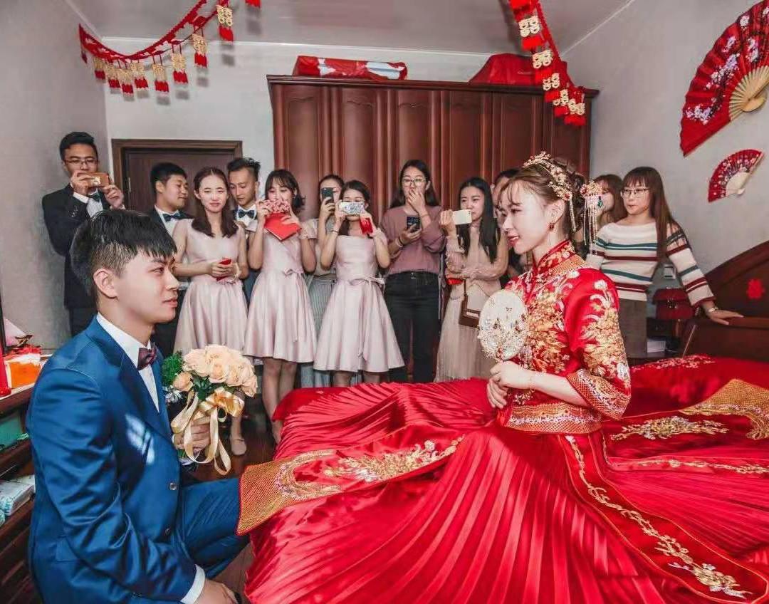 婚礼跟拍婚庆摄像喜宴拍照求婚派对记录