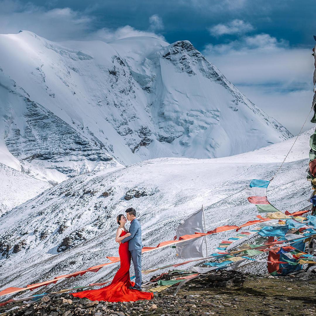 西藏|高品旅拍+24小时接机+性价比之选+2晚宿