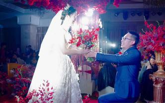 婚礼摄像全程跟拍后期成片