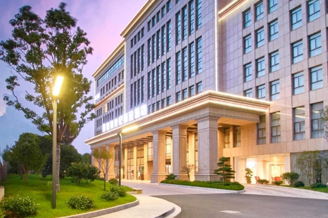 上海智微世纪大酒店