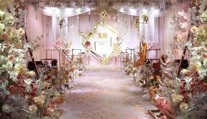 【花姿态】不一样的农村婚礼 一价全包《不期而遇》